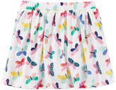 Carter's Floral Jersey Skorts - Baby Girls