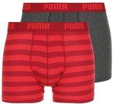 Puma 2 Pack Shorts Red