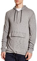 Threads 4 Thought Pullover Button Hoodie