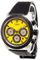 Tudor 'Fastrider Chronograph Ducati' analog watch