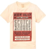 Scotch & Soda Artwork T-Shirt