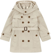 Burberry Carlisle cotton trench coat 6-36 months