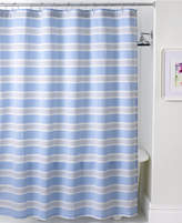 Martha Stewart Collection CLOSEOUT! Collection Norfolk Shower Curtain