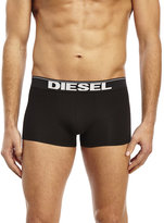Diesel 3-Pack Rocco Stretch Cotton Boxer Trunks