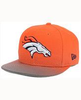 New Era Denver Broncos Flow Flect 9FIFTY Snapback Cap