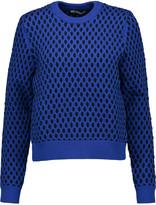 Alexander Wang Jacquard-knit sweater