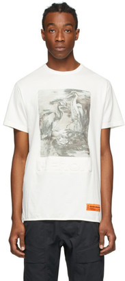 Heron Preston Off-White Heron T-Shirt