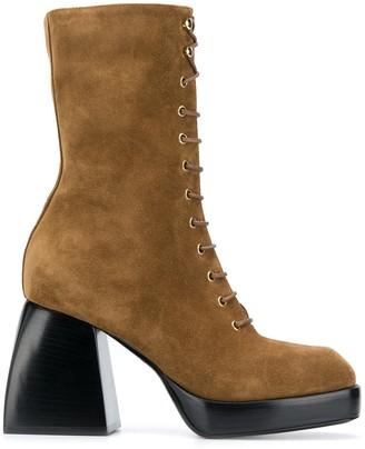 Nodaleto Bulla lace-up boots