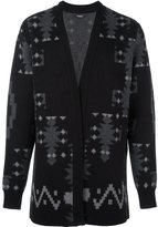 Marcelo Burlon County of Milan 'Picudo' cardigan