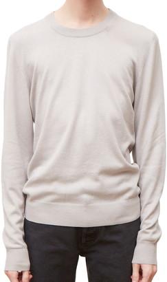 Maison Margiela Elbow Patch Crewneck Sweater