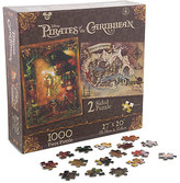 Disney Pirates of the Caribbean 2-Sided Jigsaw Puzzle