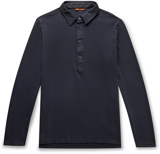 Barena Cotton-Jersey Polo Shirt