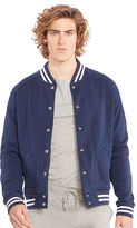 Polo Ralph Lauren Fleece Baseball Jacket