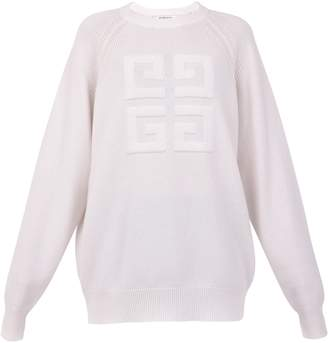 Givenchy 4G Stitch Effect Jumper