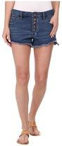 Free People Runaway Cutoff Denim Shorts