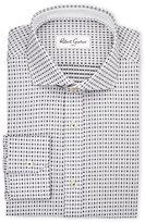 Robert Graham Grey Chai Button Down Dress Shirt