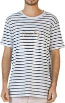 Barney Cools Rope Short Sleeve Striped Tee
