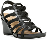 Naturalizer Never Wedge Sandals