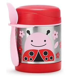 Skip Hop Livie Ladybug Zoo Insulated Food Jar