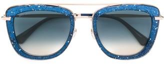 Jimmy Choo Eyewear Glossy sunglasses