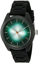 Ted Baker Men's 10024792 Sport Analog Display Japanese Quartz Black Watch