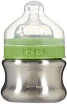 Klean Kanteen Kid Kanteen Stainless Baby Bottle - Green - 5 oz
