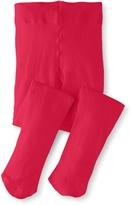 Jefferies Socks Little Girls' Pima Cotton Tights