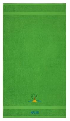 Sunshine Fun Beach Towel - Lime Green