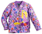 Disney Rapunzel Lightweight Quilted Jacket for Girls