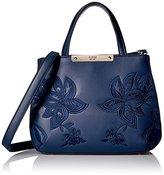 GUESS Womens Hwve6693050 Top Handle Handbag