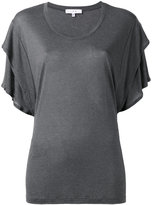 IRO oversized T-shirt - women - Viscose/Angora - XS
