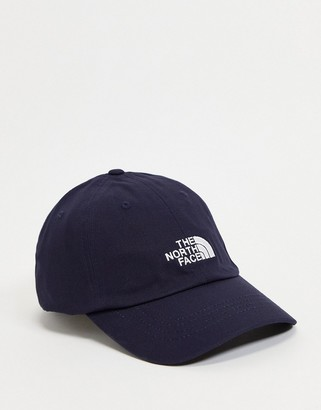 The North Face Norm cap in navy