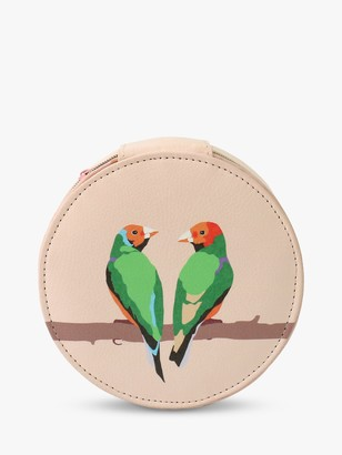 Emily Brooks Love Birds Jewellery Box