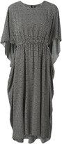 Steffen Schraut geometric print dress