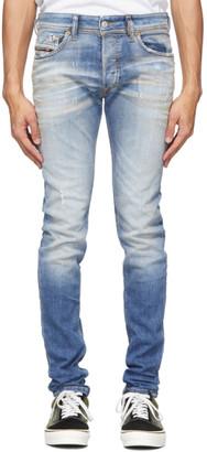 Diesel Blue Sleenker 009AF Jeans