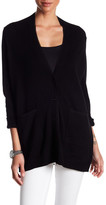 Joie Romilly Long Cashmere Silk Cardigan