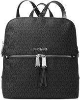 MICHAEL Michael Kors Signature Rhea Medium Slim Backpack