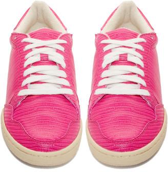 Alice + Olivia Jerri Pink Sneaker