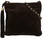 Chanel Pre Owned 1998 tassel chain crossbody bag