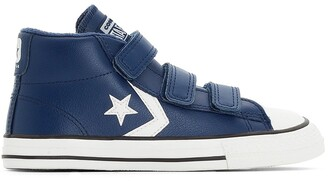 Converse Star Player 3V Mid Leather Mid Top Trainers