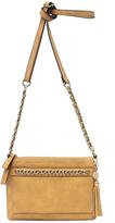 Mustard Lilia Crossbody Bag