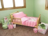 Trend Lab Toddler Bed 4pc Bedding Set - Paisley