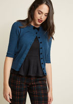 Collectif Sweet as Can Be Cotton Cardigan in M