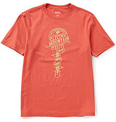 Daniel Cremieux Jeans Electric Mountain Short-Sleeve Graphic Tee