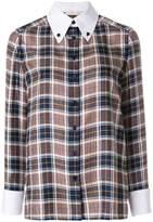 Tory Burch checked shirt