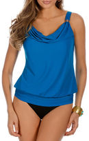 Miraclesuit Solid Luxe Tankini Top