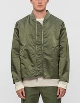 Saturdays NYC Julian Satin Jacket