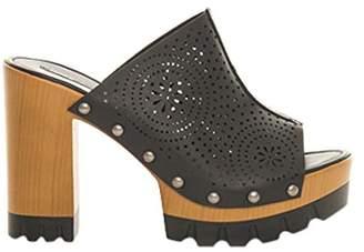 MTNG Women, Sandals, 53635 Pu Negro, Black (Pu Negro), 5