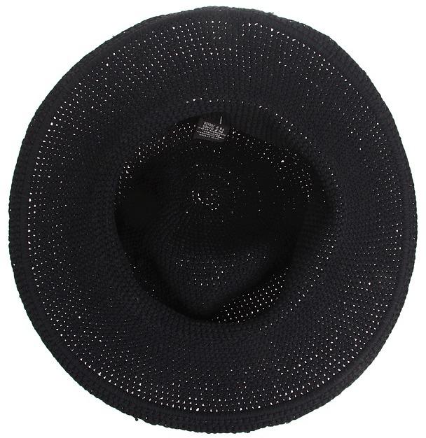 San Diego Hat Company CHM5 Cotton Crochet Medium Brim Sun Hat Knit Hats