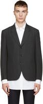 Paul Smith Grey Wool Blazer